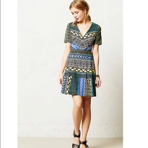 Plenty by Tracy Reese Anthropologie New Moon dress